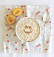 Stove top vanilla bean rice pudding