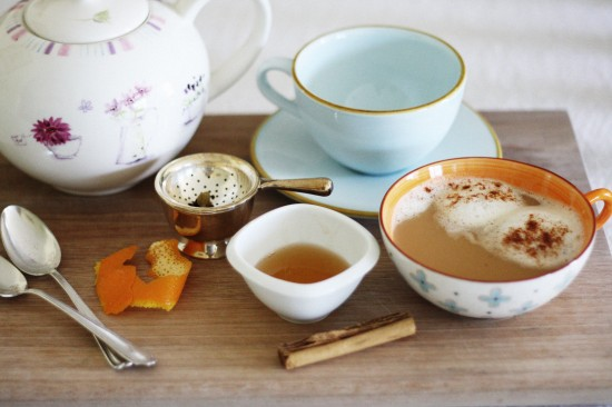 Fancy a cuppa? How to make homemade Chai latte