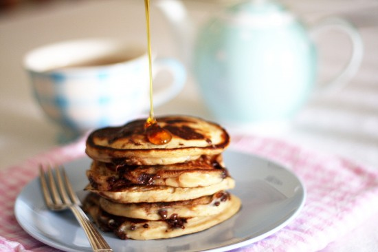 Pancake Day (Shrove Tuesday) – peanut butter chocolate ...