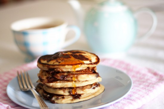 how to make fluffy pancakes with self raising flour