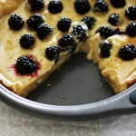 Lemon blackberry tart and an Easter giveaway – Sweetie! 50 Delectable Treats cookbook (CLOSED)