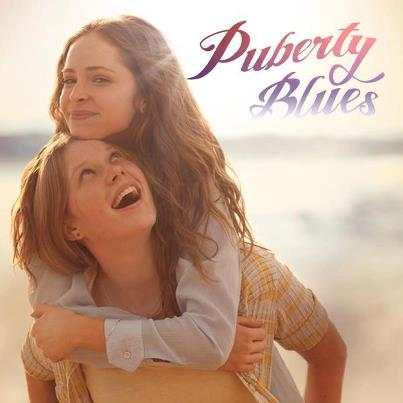 Images from: the TV series Puberty Blues, 2012, Australia, channel 10; and Streets Ice Cream.