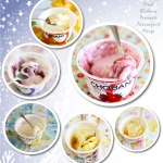 Summer fun with Chobani!  Greek fruit yoghurt product review and a recipe for blueberry lemon icy poles