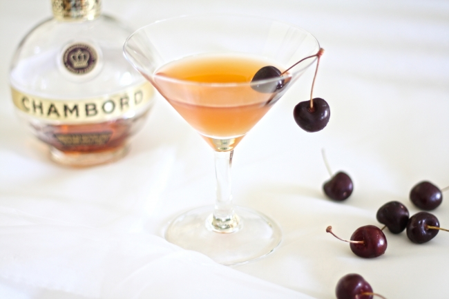 chambord cocktail