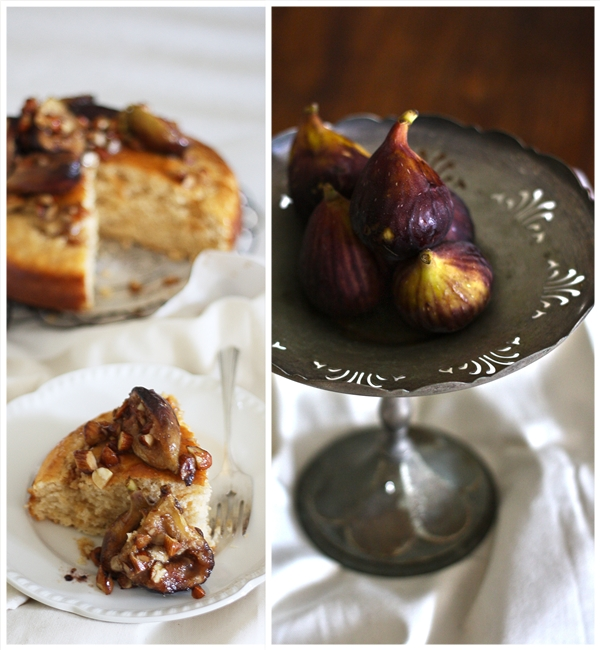 fig honey cake