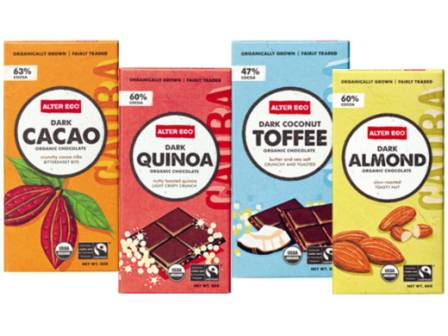 fairtrade trisbes chocolate