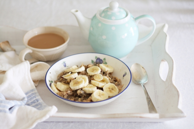 nutty porridge