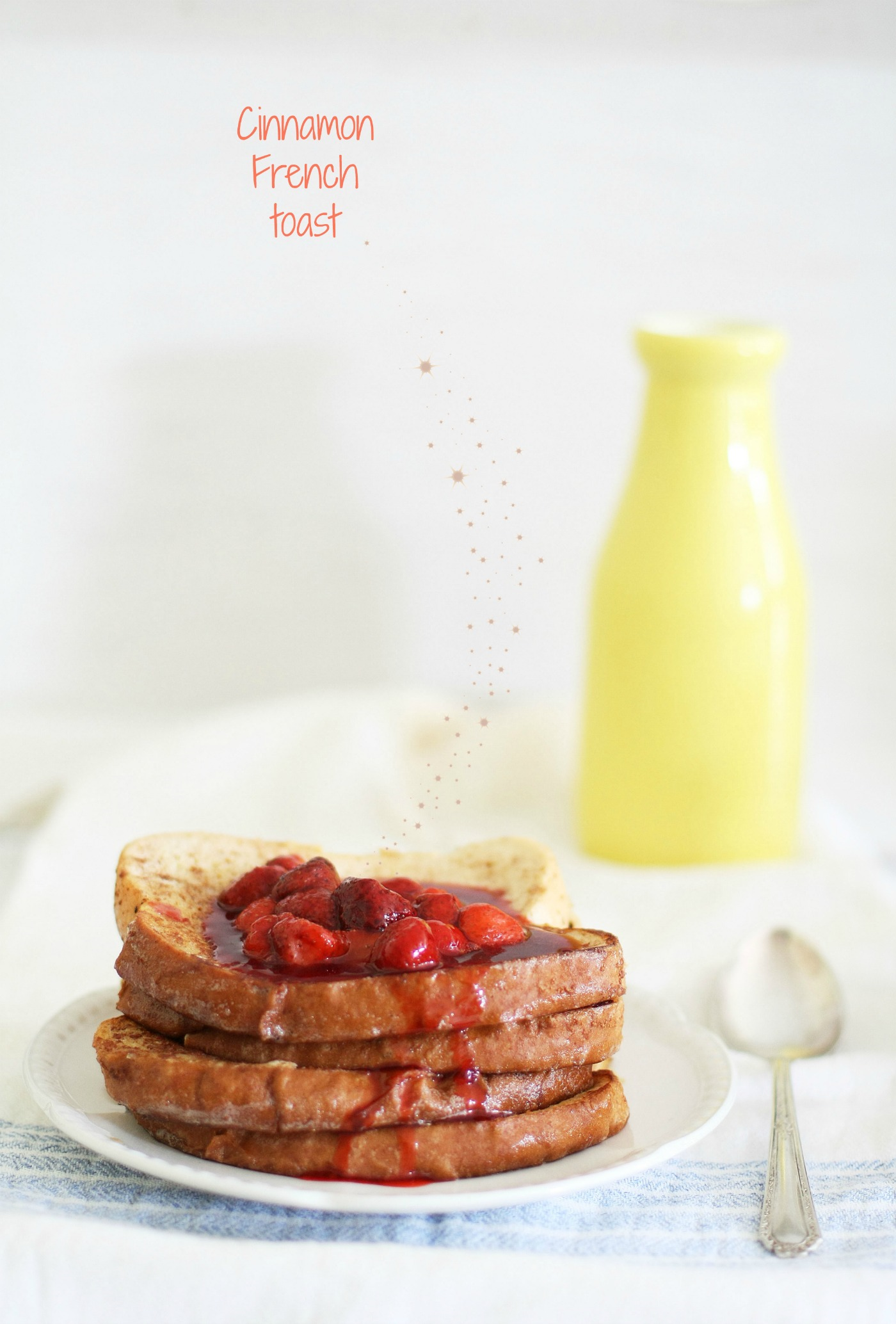 french toast cinnamon