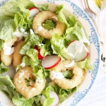 Happy Friday and a quick calamari salad