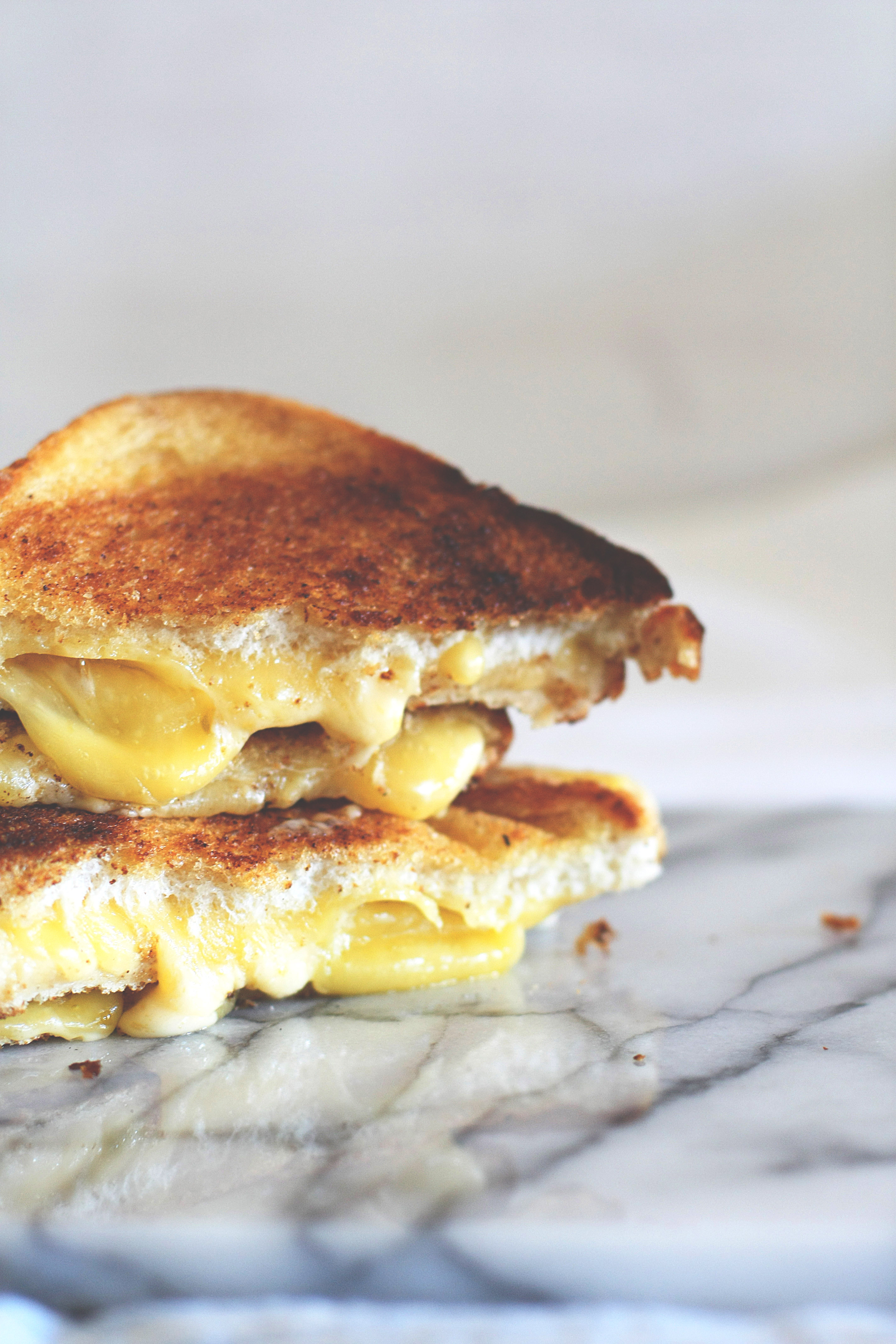 brown butter toasted sarnie