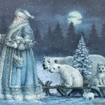 Happy Christmas & cool yule