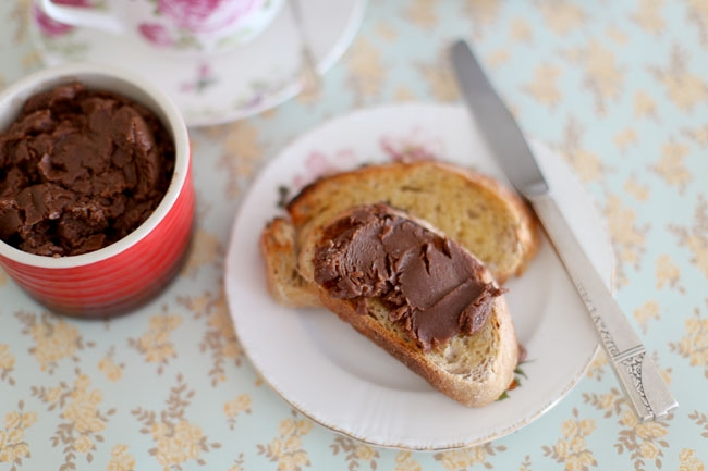 chocolate cashew butter