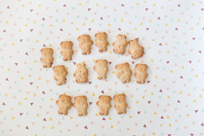 tiny teddies l a splash o vanilla