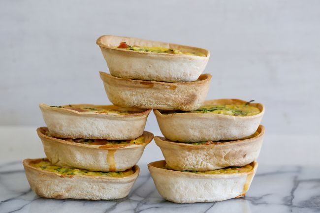 mini quiche l a splash of vanilla